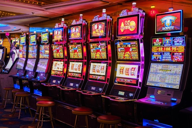 good selection of casino games